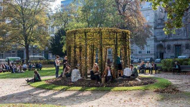 Square Frère-Orban - Frère-Orbansquare© visit.brussels - Sophie Voituron - 2019