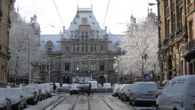 Maison Communal De Saint Gilles (bruxelles) 20080325